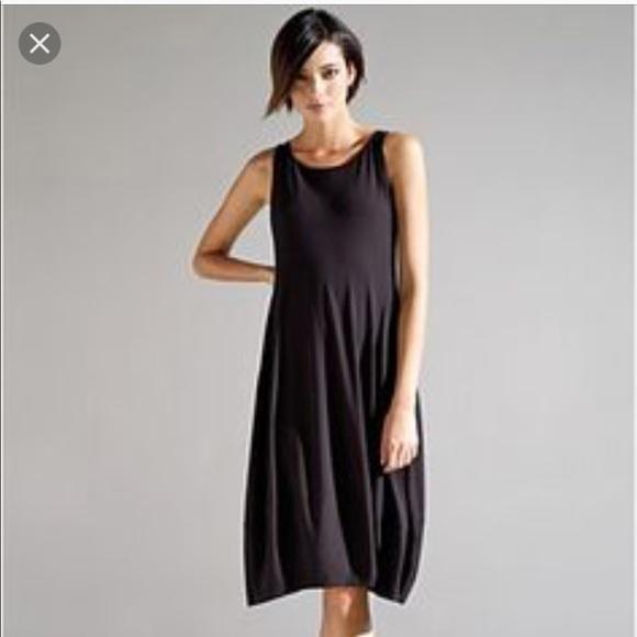 1275468eca70c1 Eileen Fisher Dresses   Skirts - Eileen Fisher Sleeveless Lantern Dress